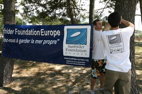 Surfrider Foundation toujours fidèle