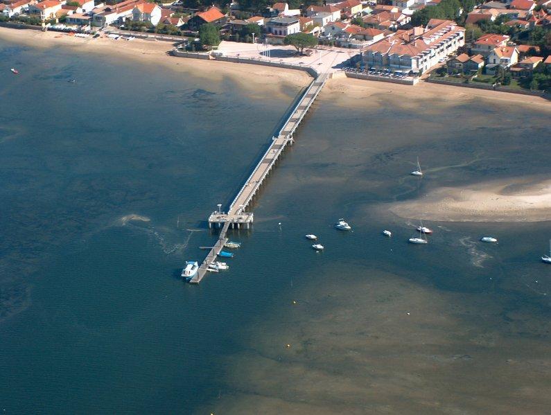 Golf le betey plage bois e sauvegarder - Piscine andernos les bains ...