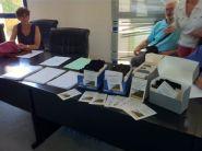 pétition contre l'extension du port de plaisance au détriment des deux plages boisées du Bétey 2013