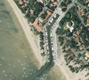 le Bétey l port de plaisance actuel