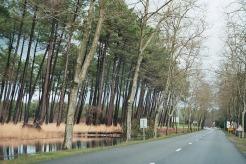 Andernos inondée 2014