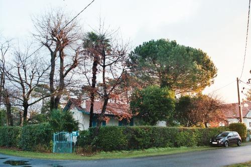 Maison du Bétey hiver 2014