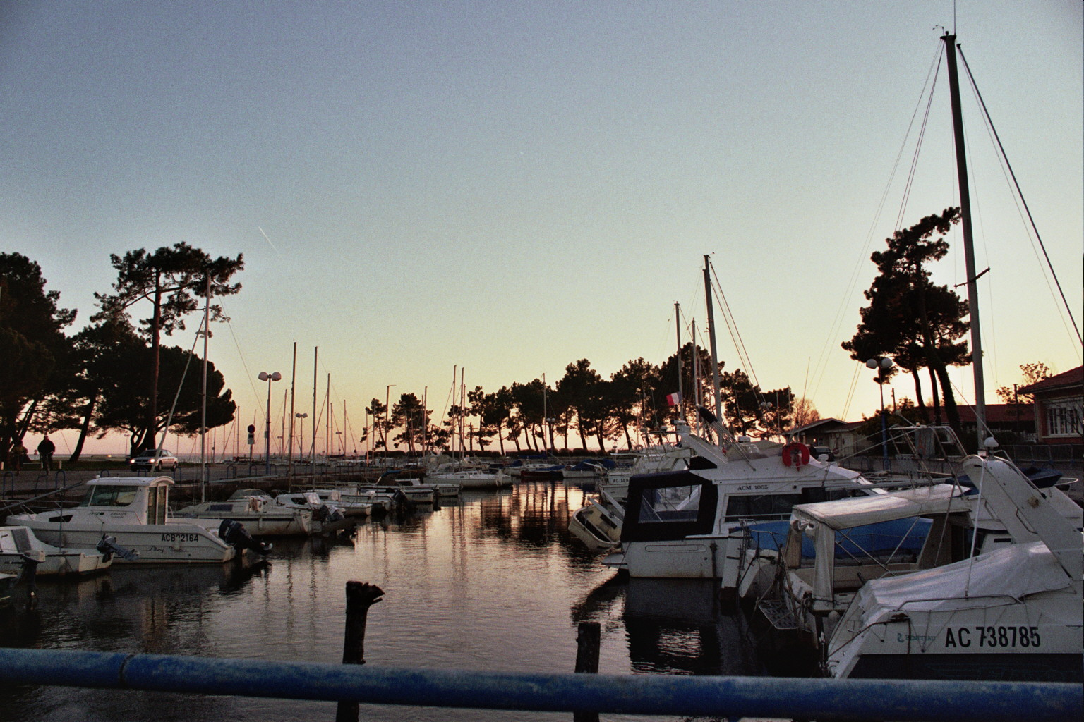 Port de plaisance du Bétey printemps 2015