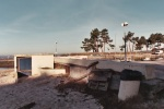 rive gauche du port de plaisance du Bétey