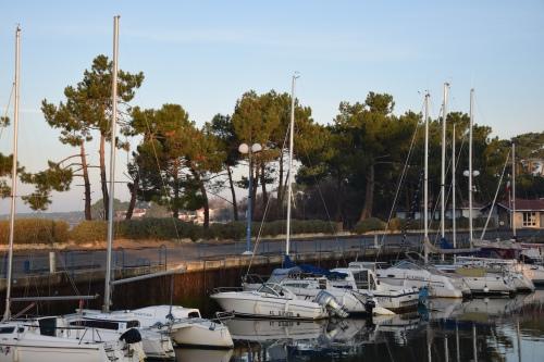 Port du Bétey 2015 marée descendante